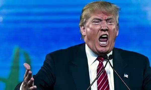 特朗普动漫表情感动图片的表情图片包哭图片