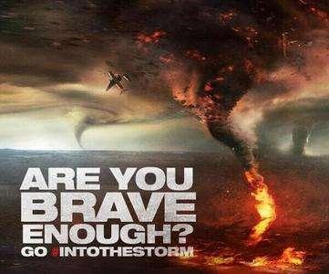 美国电影《不惧风暴》系列宣传海报